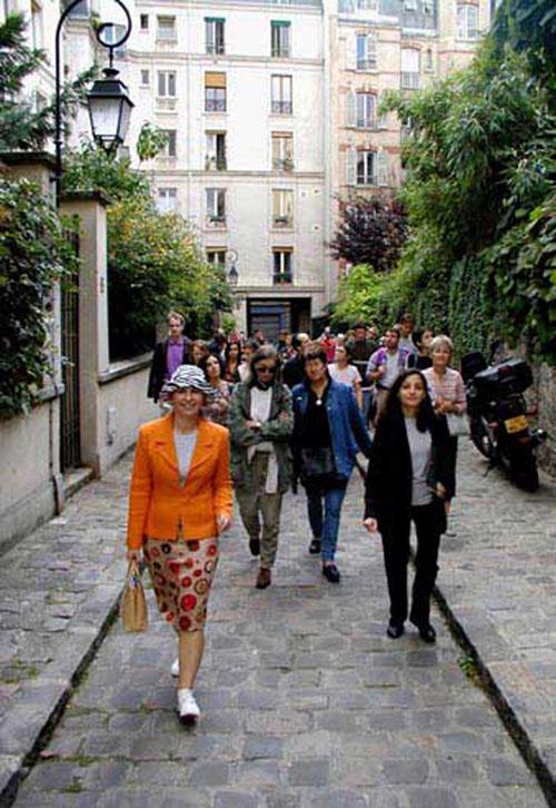 La visite guid e des batignolles paris 17 me www for Visite autour de paris