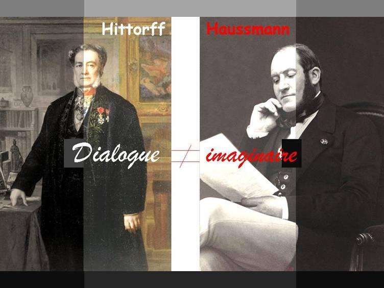 Hittorff / Haussmann