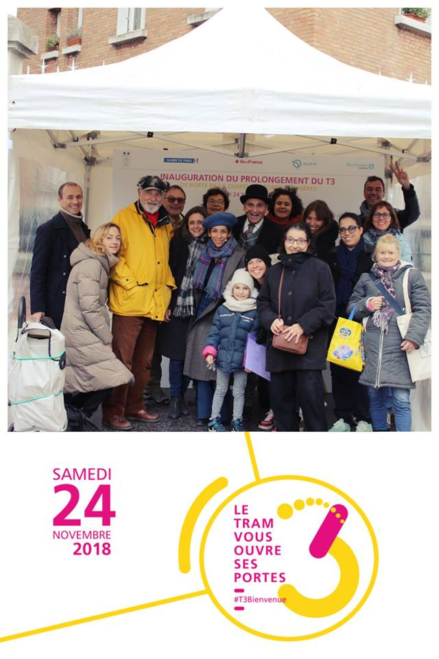 le tramway T3