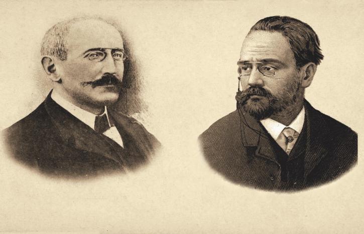Zola / Dreyfus
