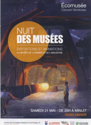 Le Marteau-pilon, Forges et aciérie de Saint-Chamond